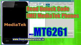 MT6261-Unlock/format-Solution