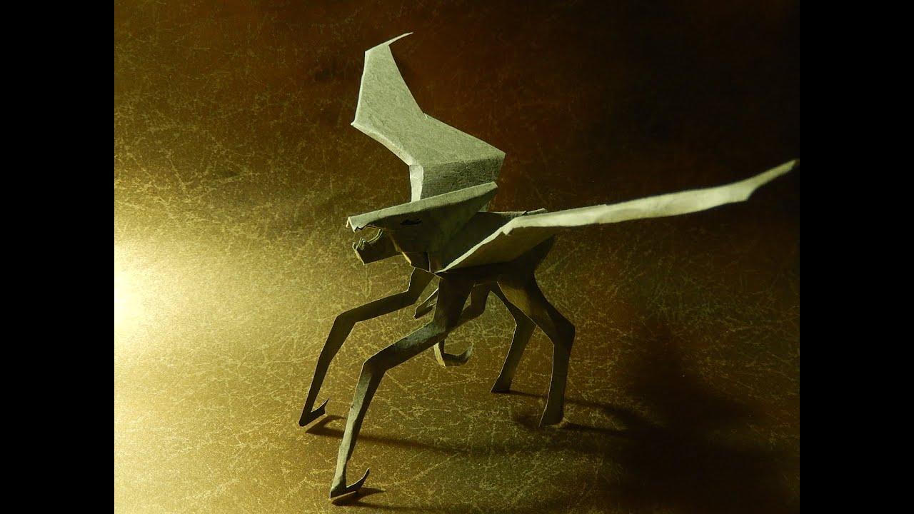 Godzilla Paper Crafts