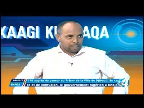 Djibouti: XAAGI KUSAAQA