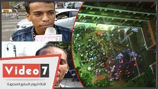 بالفيديو.. ردود فعل عنيفة من الشارع المصرى ضد مدرسة