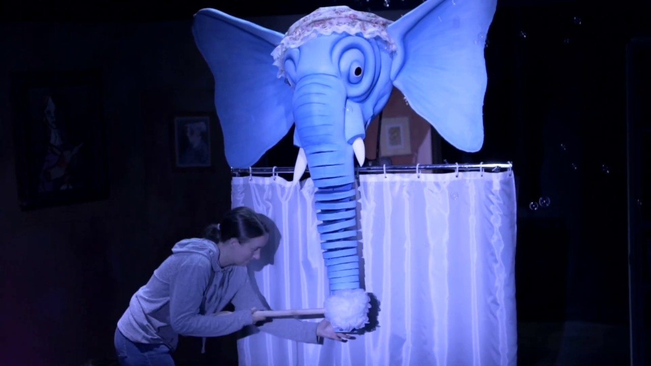 Image result for The Slightly Annoying Elephant HOME, Manchester