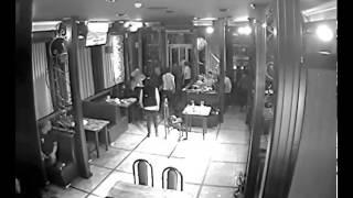 """Происшествие в кафе """"Городок"""", г. Лабинск"""