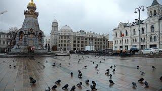 Самоизоляция в Москве: как выглядит столица после введения ограничений из-за коронавируса | день 18
