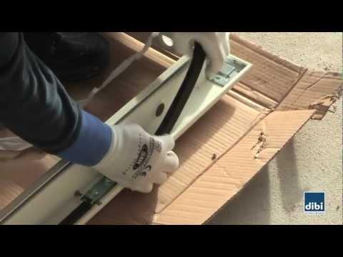 Montaggio superblock di bi porte blindate doovi - Montaggio paraspifferi porta blindata ...