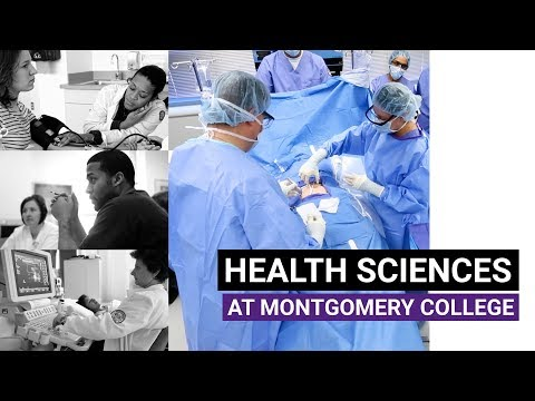Montgomery College: Health Sciences Program
