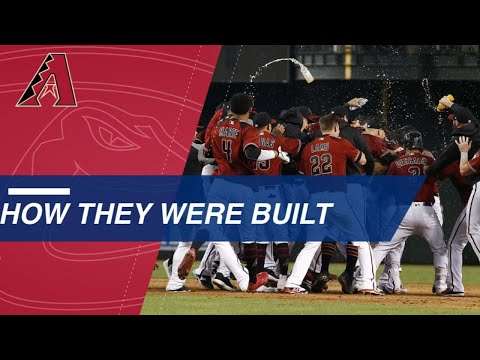 How They Were Built: Diamondbacks