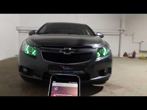 Chevrolet Cruze:   Тюнинг фар