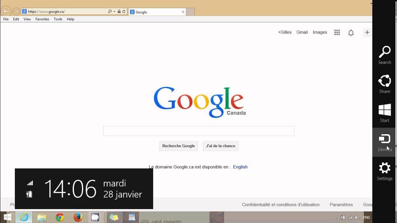 Windows 8 1 How to print from Internet Explorer 11 app and desktop