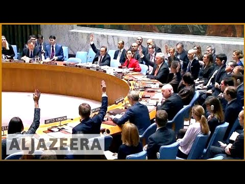 🇺🇳 UN Security Council votes in favour of 30-day Syria ceasefire