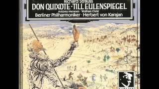 R・シュトラウス:交響詩「ティルオイレンシュピーゲルの愉快ないたずら」Op28:カラヤン/ベルリンフィル