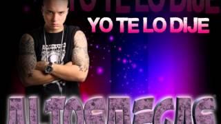 Yo Te Lo DiJe - J BaLviN - [Altosmegas®] [Oficial] - BraiiaNRmX