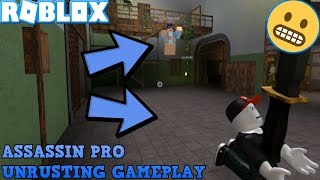 PRACTICING MY AIM AGAIN (ROBLOX ASSASSIN PRO GAMEPLAY) *UNRUSTING BEGINS!*