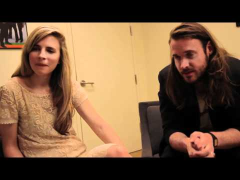 Another Earth director Mike Cahill and actress Brit Marling talk with author Elizabeth Licorish Mp3