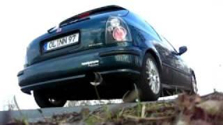 honda civic ej9 exhaust sound magnaflow 1
