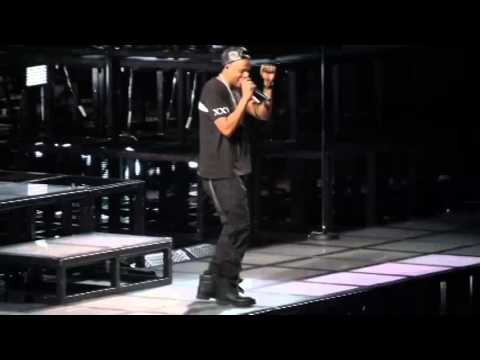JAY Z - Fuck With Me You Know I Got It - Live Performance