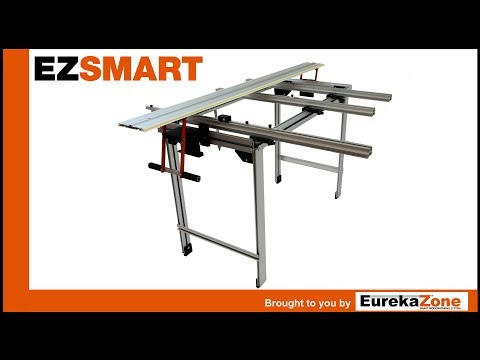 Introducing The EZ-One Woodworking Center