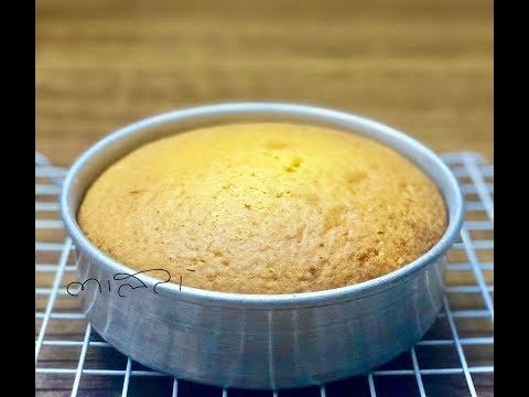How To Make Eggless Vanilla Cake