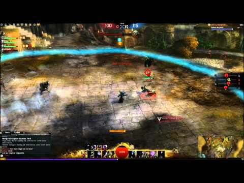 GW2 SPvP Tourny Team Salt Vs. Indo Xx 8/21 Stress Test Engineer POV