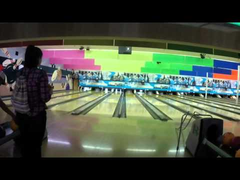 Family Bowling 8/20/14