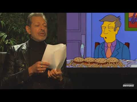 Steamed Hams but it's voiced by Jeff Goldblum (HQ 1080p)