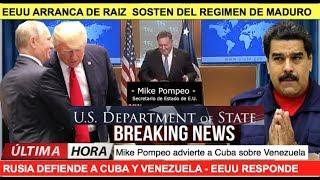 EEUU arranca de raiz el sosten de Maduro thumbnail