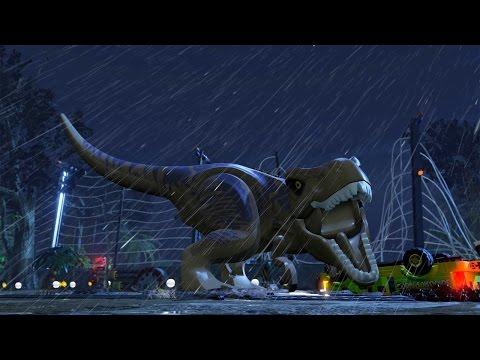 LEGO Jurassic Park Pelicula Completa Español