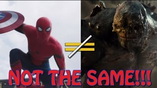 spiderman reveal doomsday reveal are not the same bcg thoughts