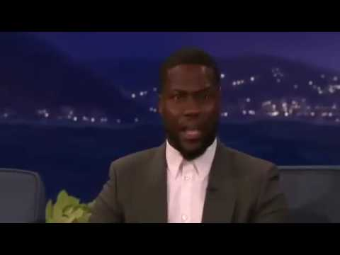 Kevin Hart On Conan   Hilarious Exchange   interview   11420