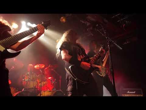 Incantation - The Ibex Moon (live) at dB's Utrecht