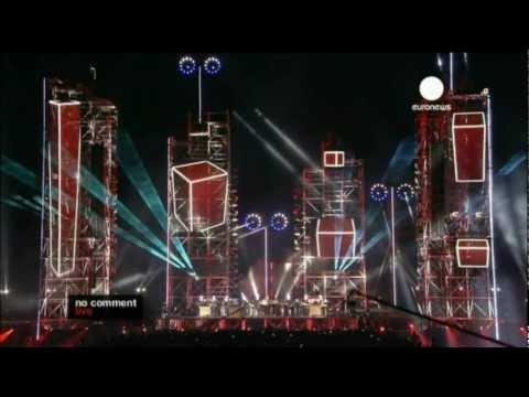 Rendez-vous 4 & Vintage - Concert in Monaco (HD) - Jean Michel Jarre