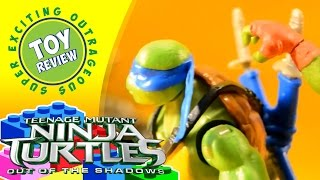 Teenage Mutant Ninja Turtles: Out of the Shadows take on the Technodrome