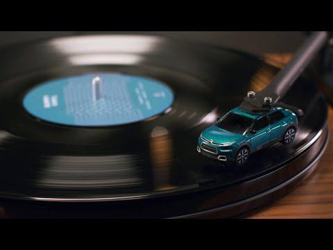 Nouvelle Citroën C4 Cactus - Bumpy Vinyl