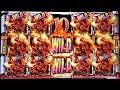 BISON RUMBLE RUMBLE Slot Machine Max Bet Bonus | Livw Ainsworth Slot Play