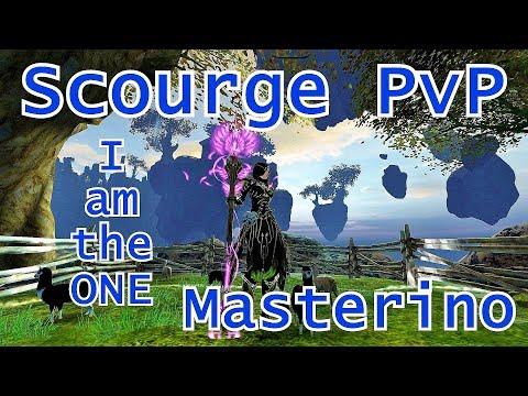 Guild Wars 2 - Scourge PvP #onanotherlvl