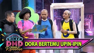 Aksi Lucu Ketika Dora Bertemu Upin Ipin - Kilau DMD (12/6)