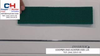 КОНДИЦИОНЕР Cooper&Hunter DC Inverter CH S09FTXG(Приобрести инверторный кондиционер от ТМ Cooper&Hunter можно сделав заказ в фирменном магазине Cooper&Hunter КИЕВ УКРА..., 2014-01-21T10:30:59.000Z)