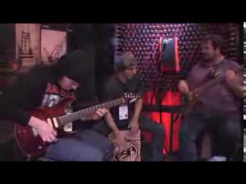 TMNtv LIVE at NAMM 2014 - FEDERICO MALAMAN and LEONARDO GUZMAN (SONG 3)