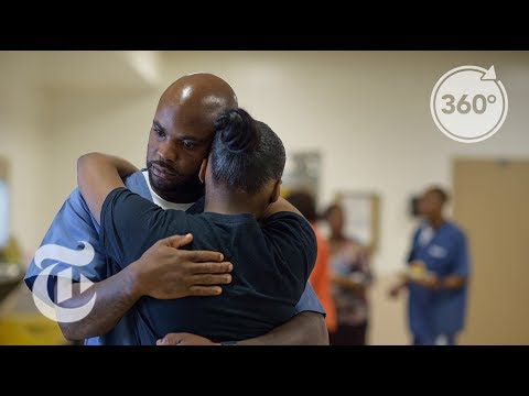 Visiting Dad in Prison   The Daily 360   The New York Times