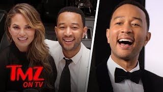 Baixar John Legend Disappoints Paps ...Where's Chrissy Teigen?! | TMZ TV