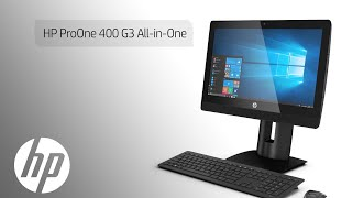HP ProOne 400 AiO G3 | HP ProOne | HP