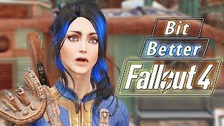 Bit Better Fallout - Fallout 4 - Mod that Improves Fallout a Bit  (XBOX & PC)