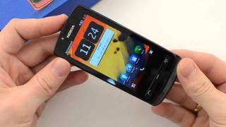 Обзор телефона Nokia 700 ( нокиа 700 ) от Video-shoper.ru(Следите за новыми обзорами и подписывайтесь на наш канал acer1951. Закажите Nokia 700 по телефону +74956486808 или зайти..., 2011-12-04T18:01:38.000Z)