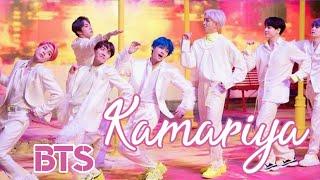 Kamariya || Bollywood song feat BTS || Funny dance version