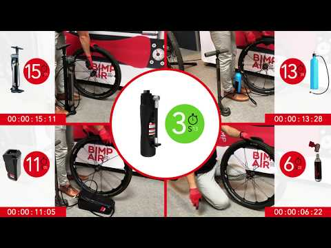 Installation Tubeless : Bimp'Air VS Others Systems