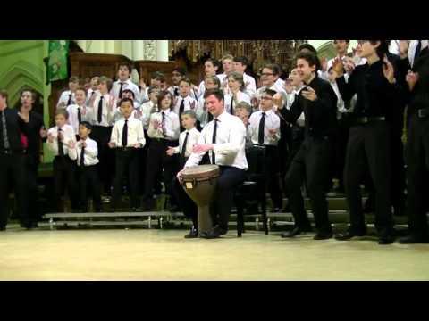 South African Medley, arranged by Michael Barrett