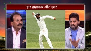 Aaj Tak Show: Indian Team Rattled After Perth Defeat, Can They Bounce Back In Melbourn | Sports Tak