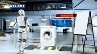 видео 3 года полной гарантии на стиральные машины ATLANT