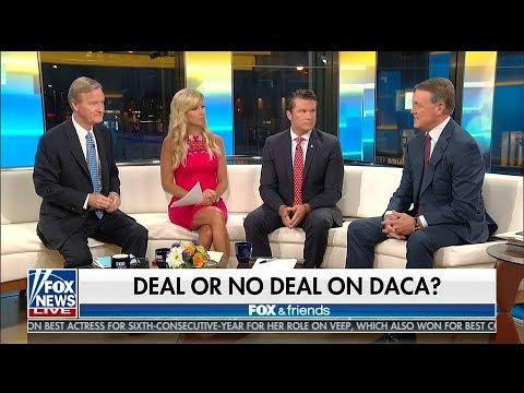 Senator David Perdue Discusses RAISE Act on Fox & Friends