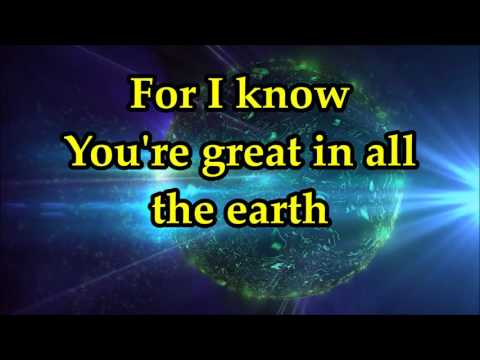 Jekayln Carr - You're Bigger - Lyrics 2016