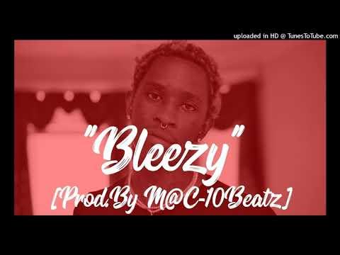 "Young Thug Type Beat - ""Bleezy"" [Prod.By M@C-10Beatz]"